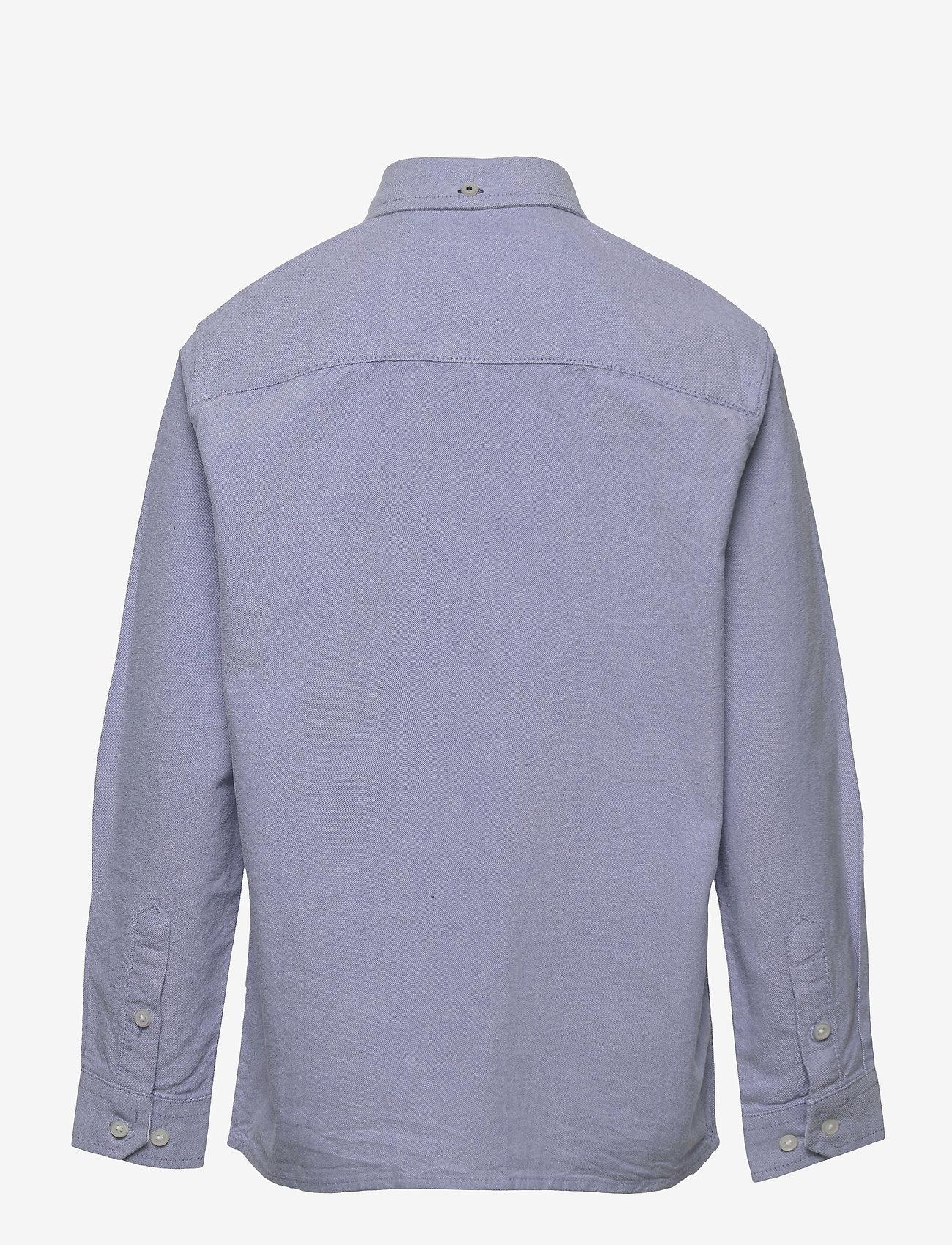 Kronstadt - Johan Oxford shirt - shirts - light blue - 1
