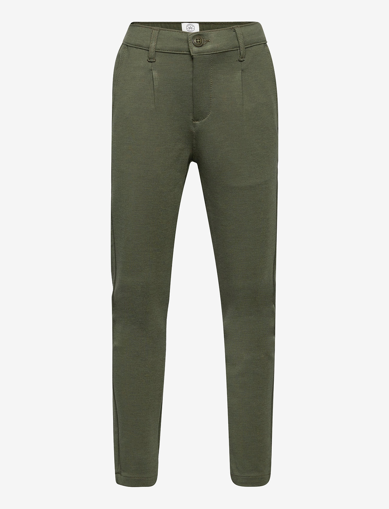 Kronstadt - Club pants - trousers - army - 0