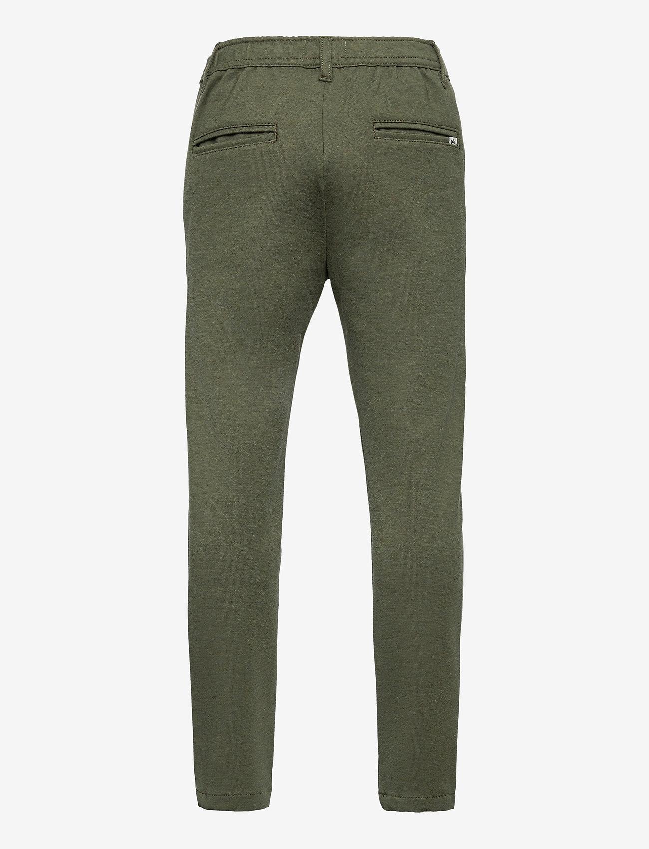 Kronstadt - Club pants - trousers - army - 1