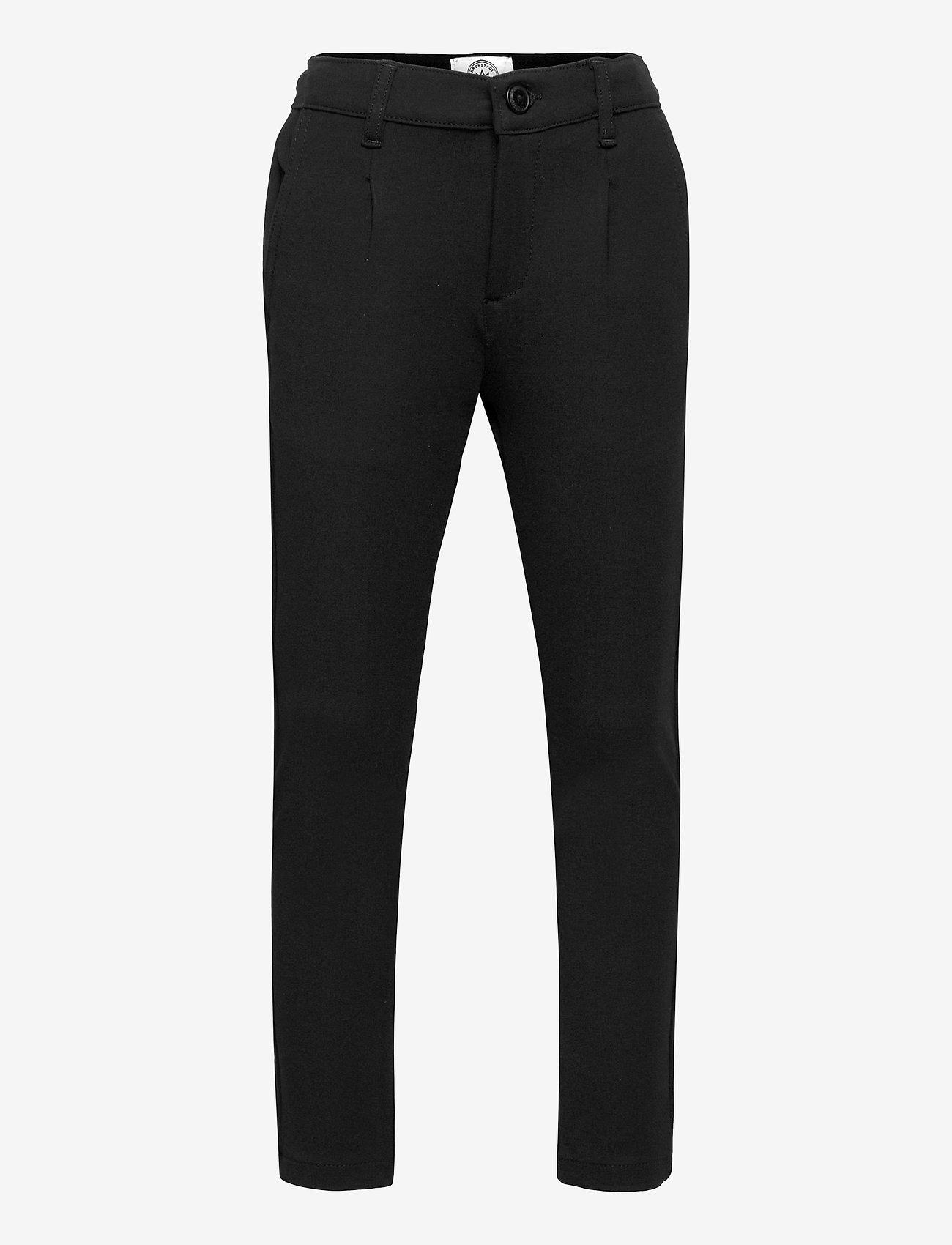 Kronstadt - Club pants - trousers - black - 0
