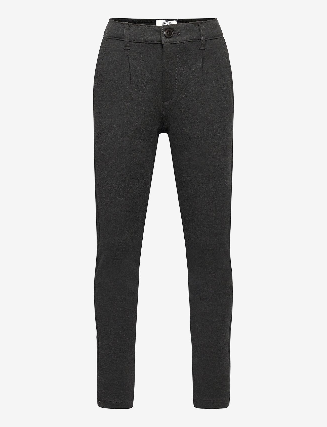 Kronstadt - Club pants - trousers - grey - 0