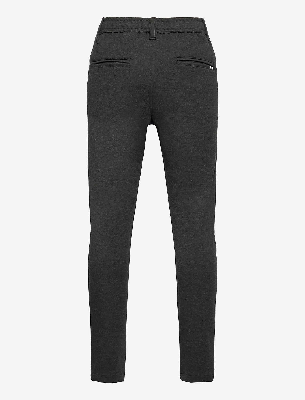 Kronstadt - Club pants - trousers - grey - 1