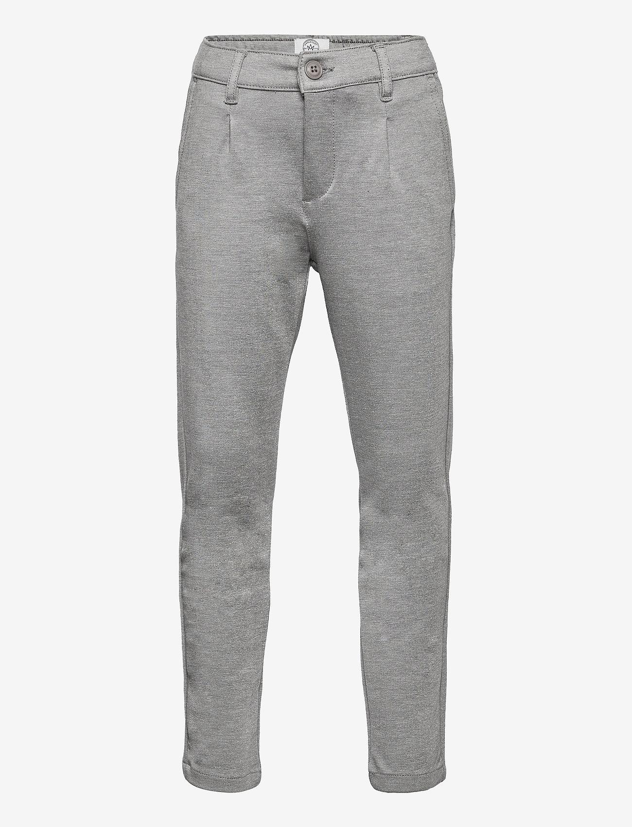 Kronstadt - Club Pants - trousers - light grey - 0