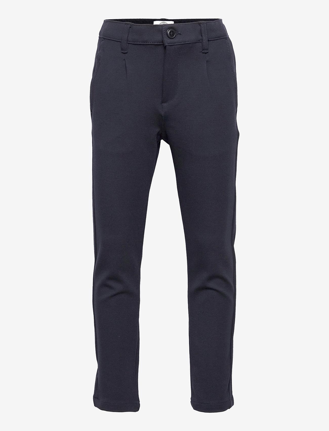 Kronstadt - Club pants - trousers - navy - 0