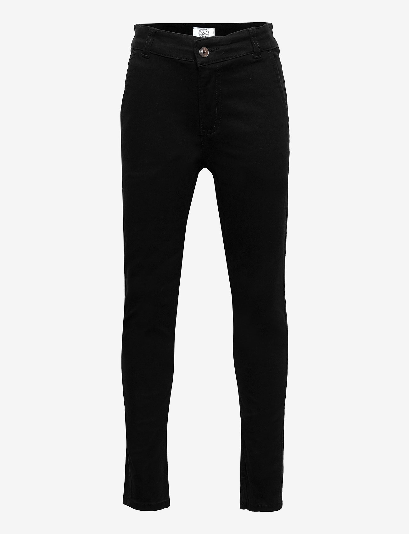 Kronstadt - Daniel Chino - trousers - black - 0