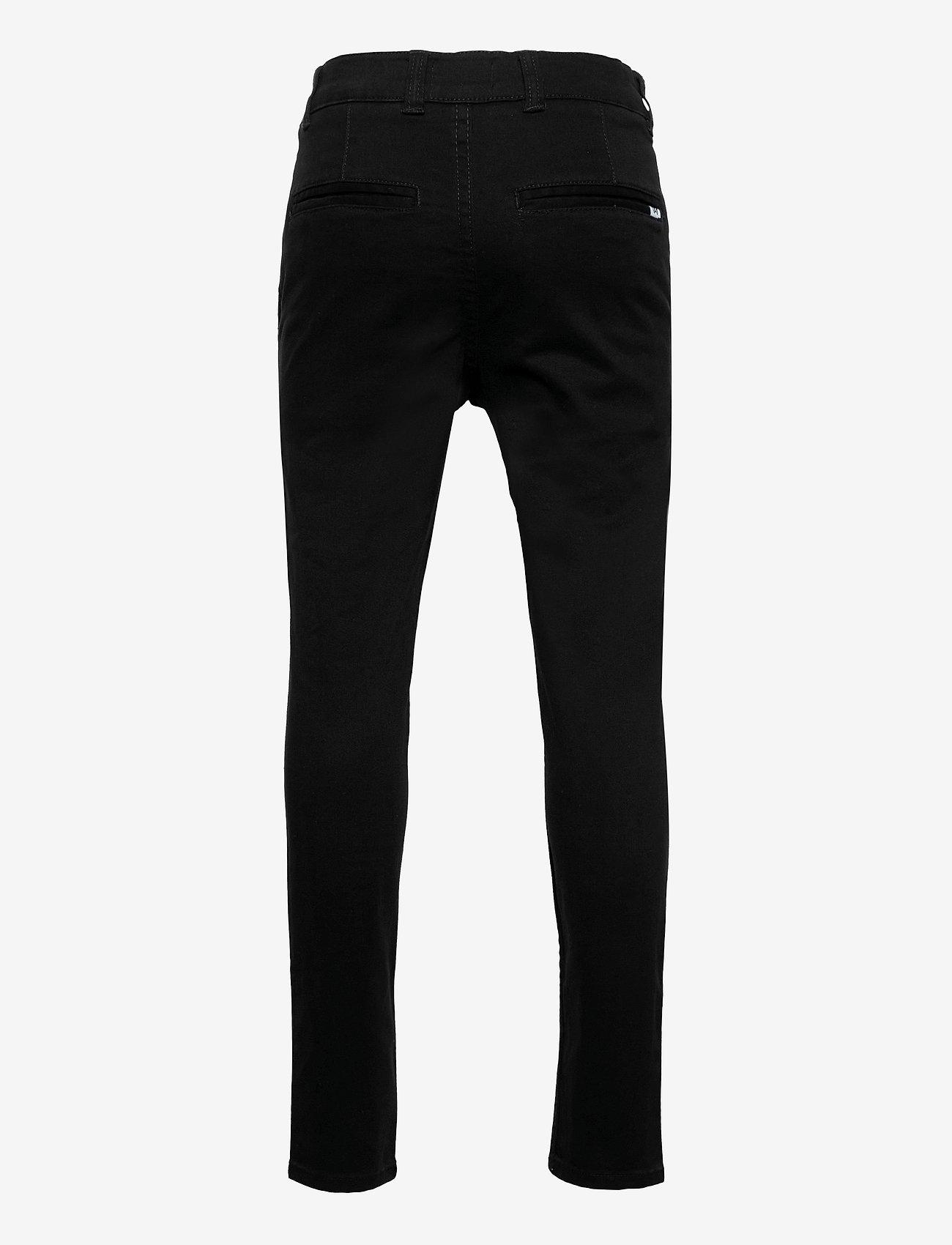 Kronstadt - Daniel Chino - trousers - black - 1