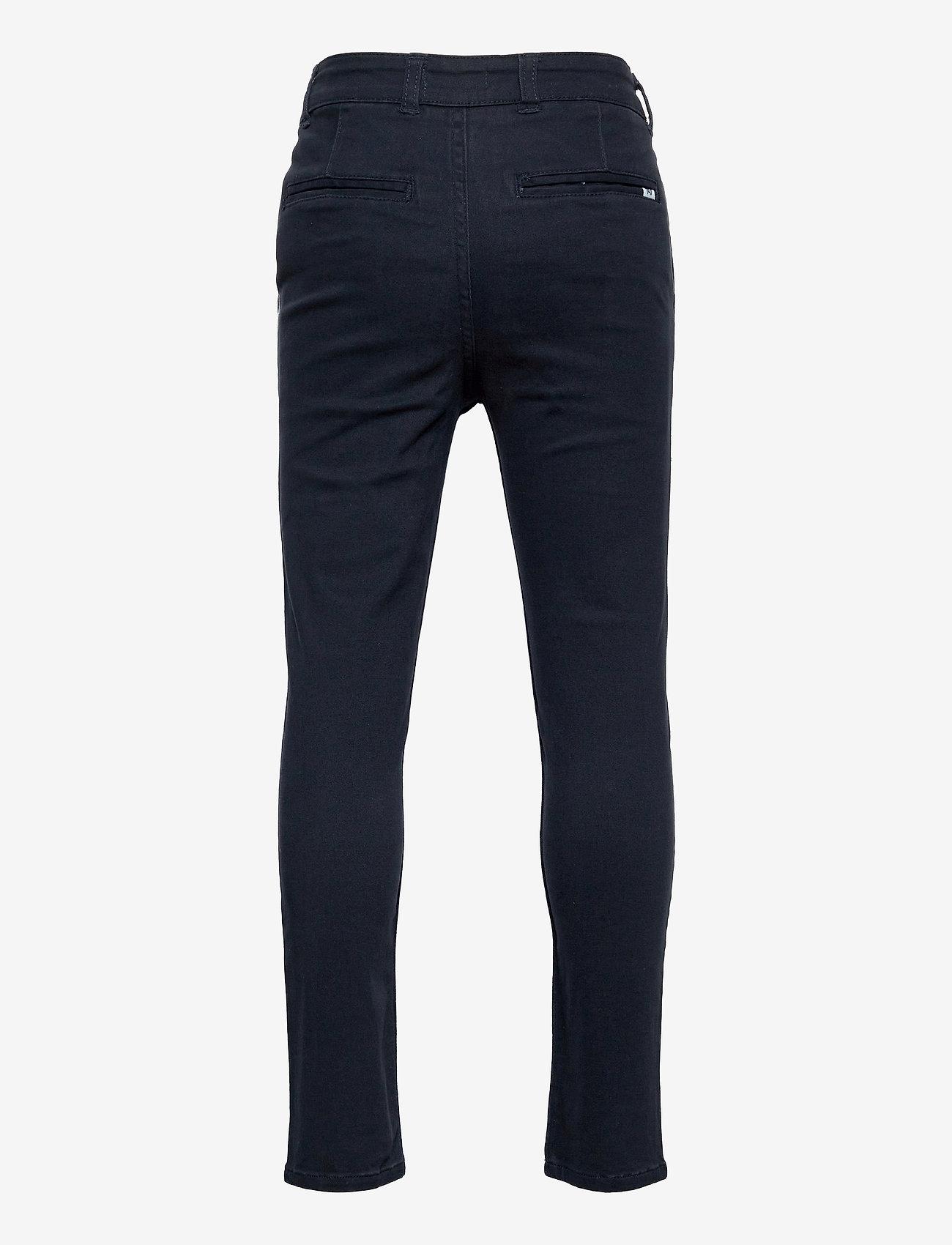 Kronstadt - Daniel Chino - trousers - navy - 1