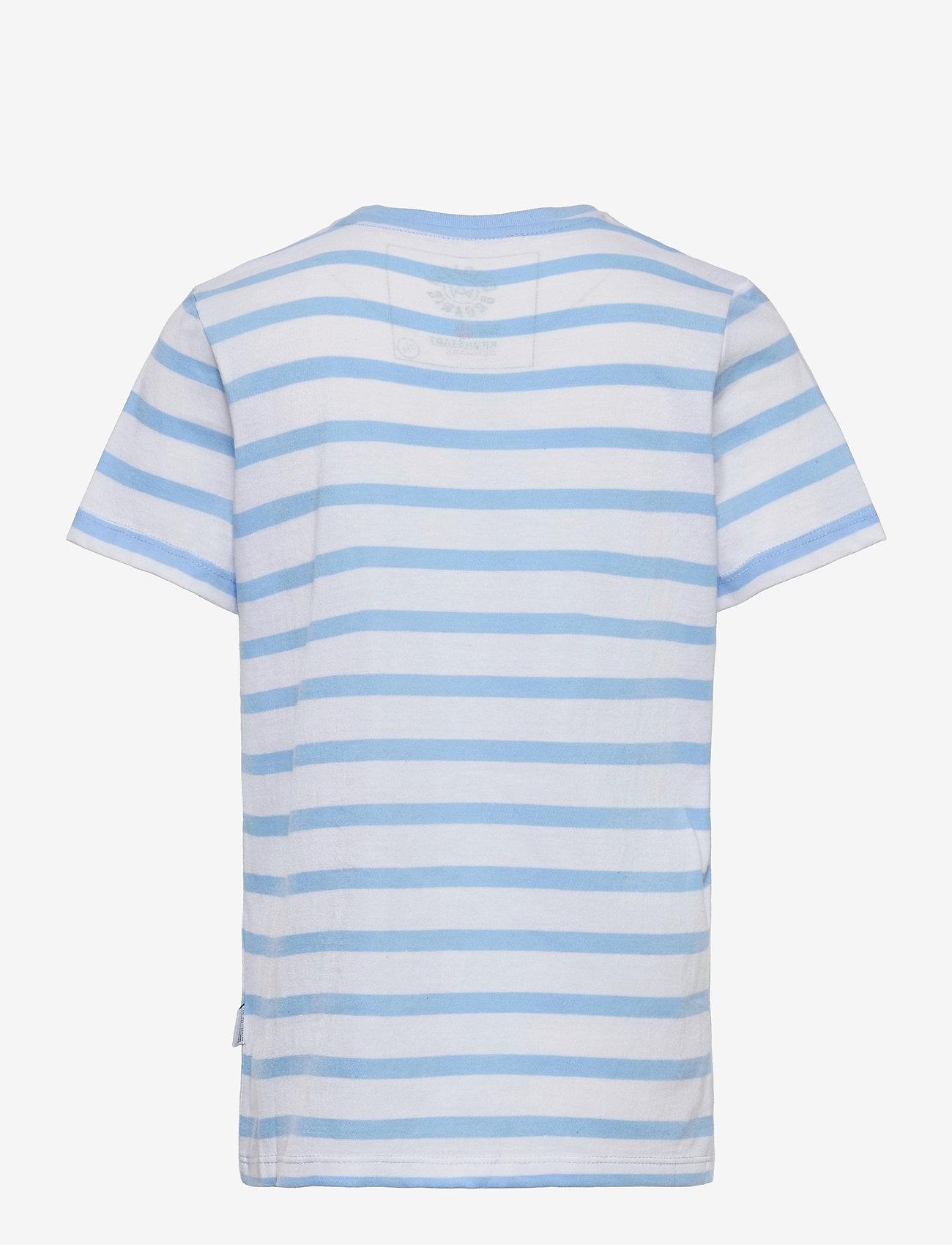 Kronstadt - Navey Recycled - short-sleeved - light blue - 1