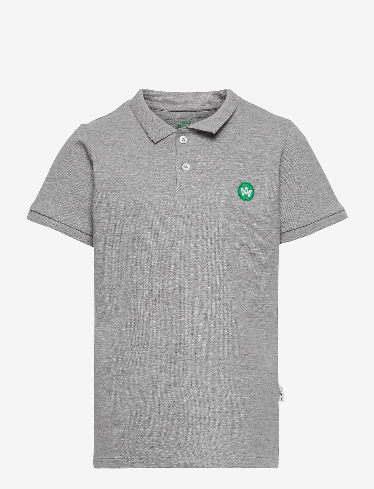 Kronstadt - Albert Polo Recycled - polo shirts - twilight - 0