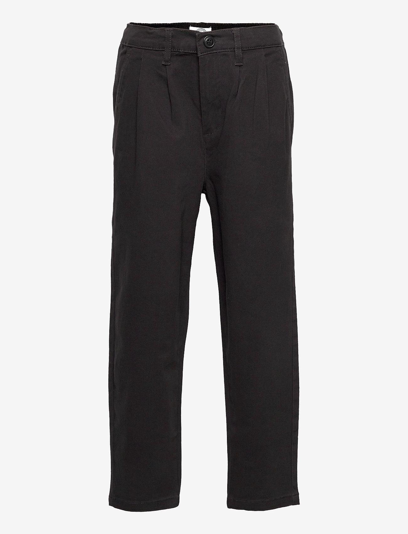 Kronstadt - Mason - trousers - black - 0
