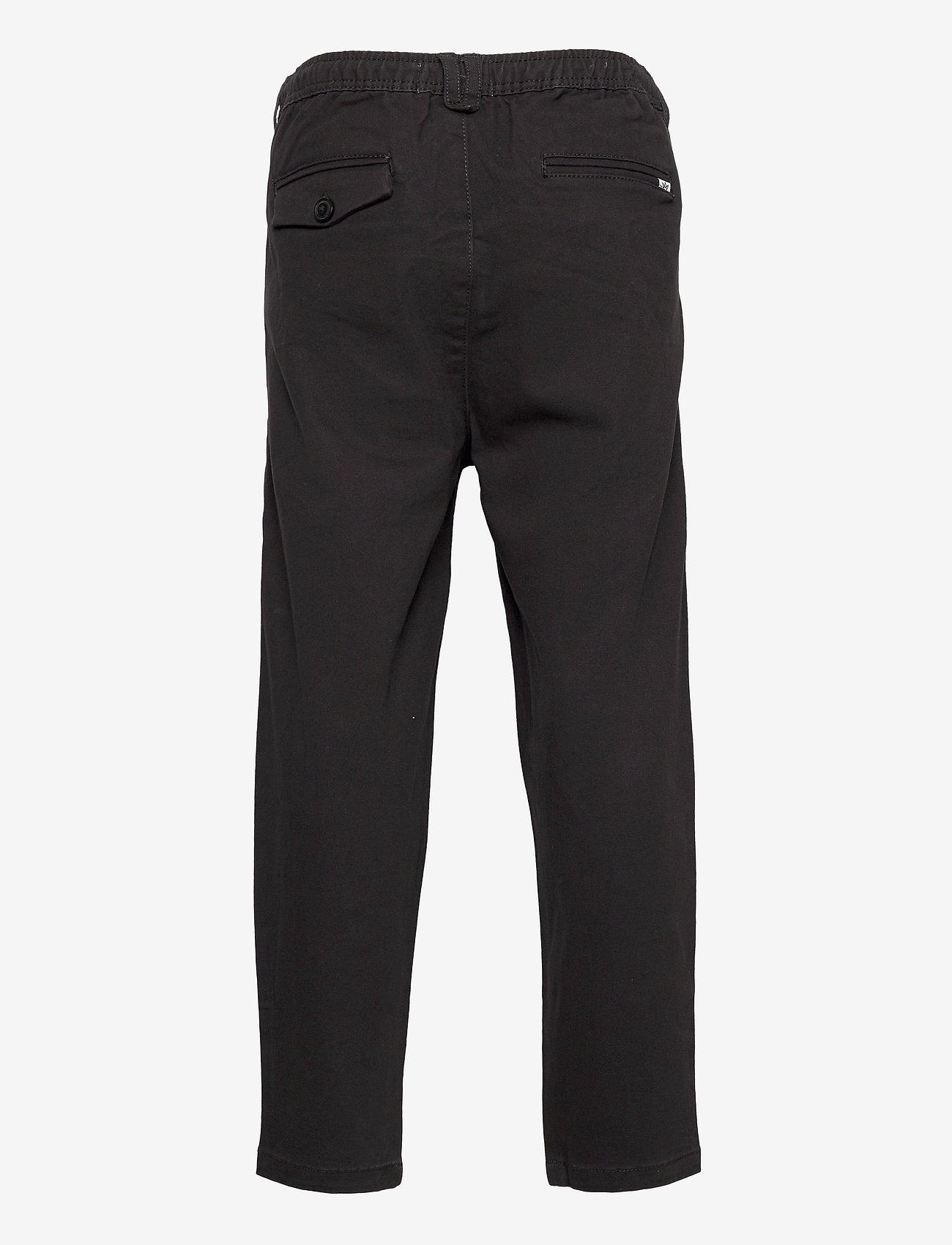 Kronstadt - Mason - trousers - black - 1