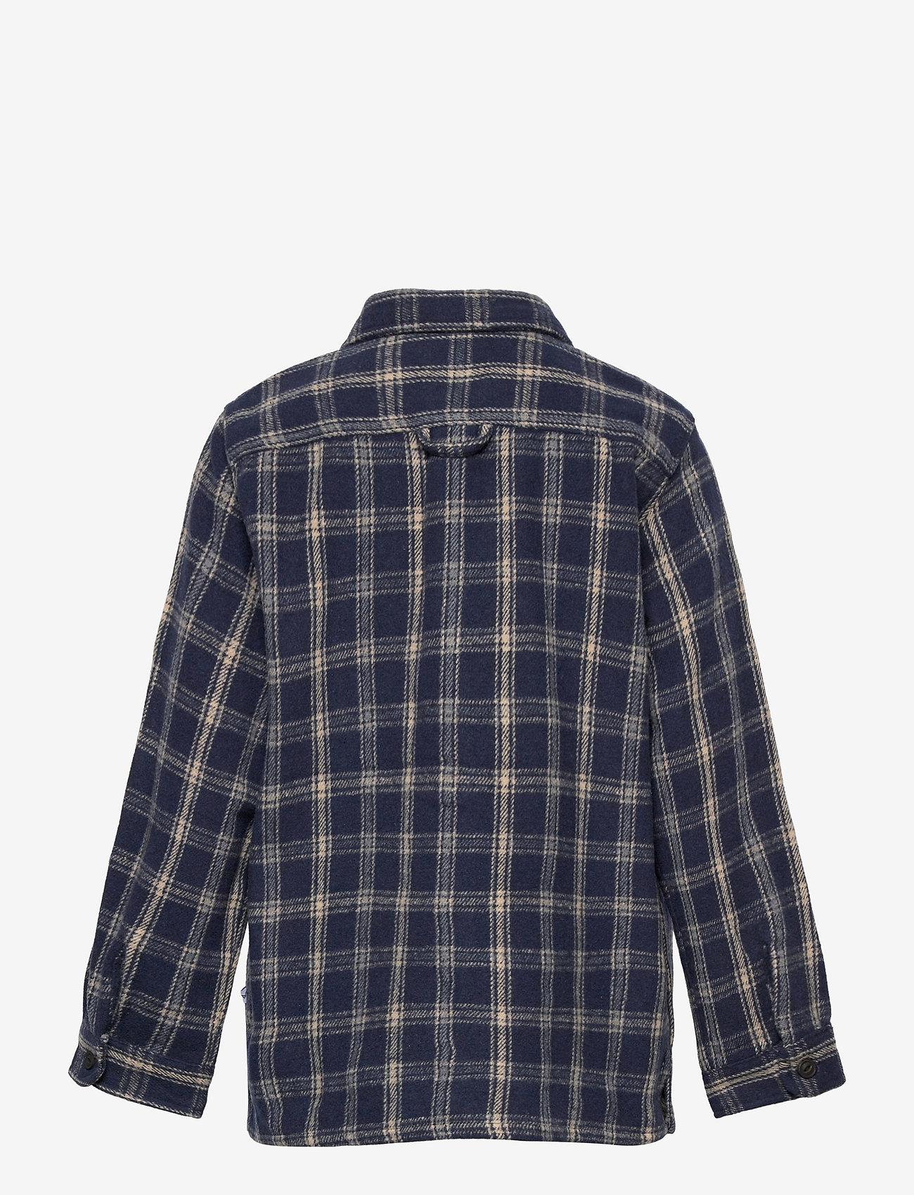 Kronstadt - Oliver Check - shirts - navy - 1