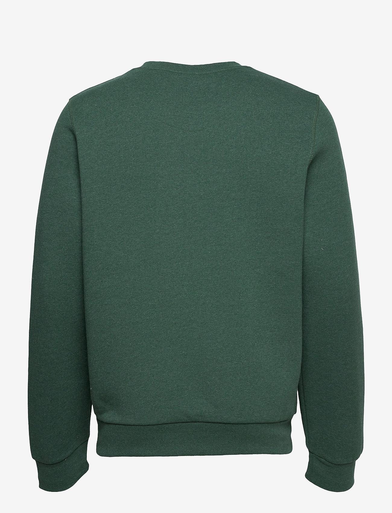 Kronstadt - Lars Recycled cotton sweat - sweats - olive - 1