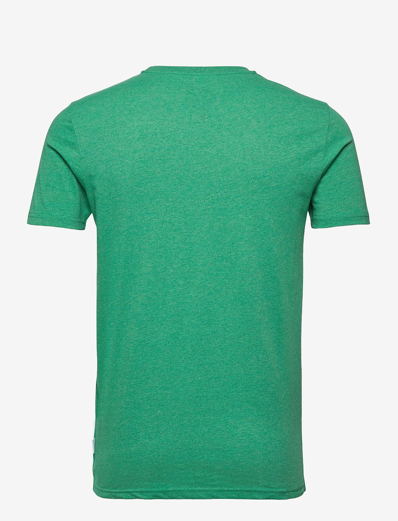 Kronstadt - Timmi Recycled cotton t-shirt - basic t-shirts - lime - 1