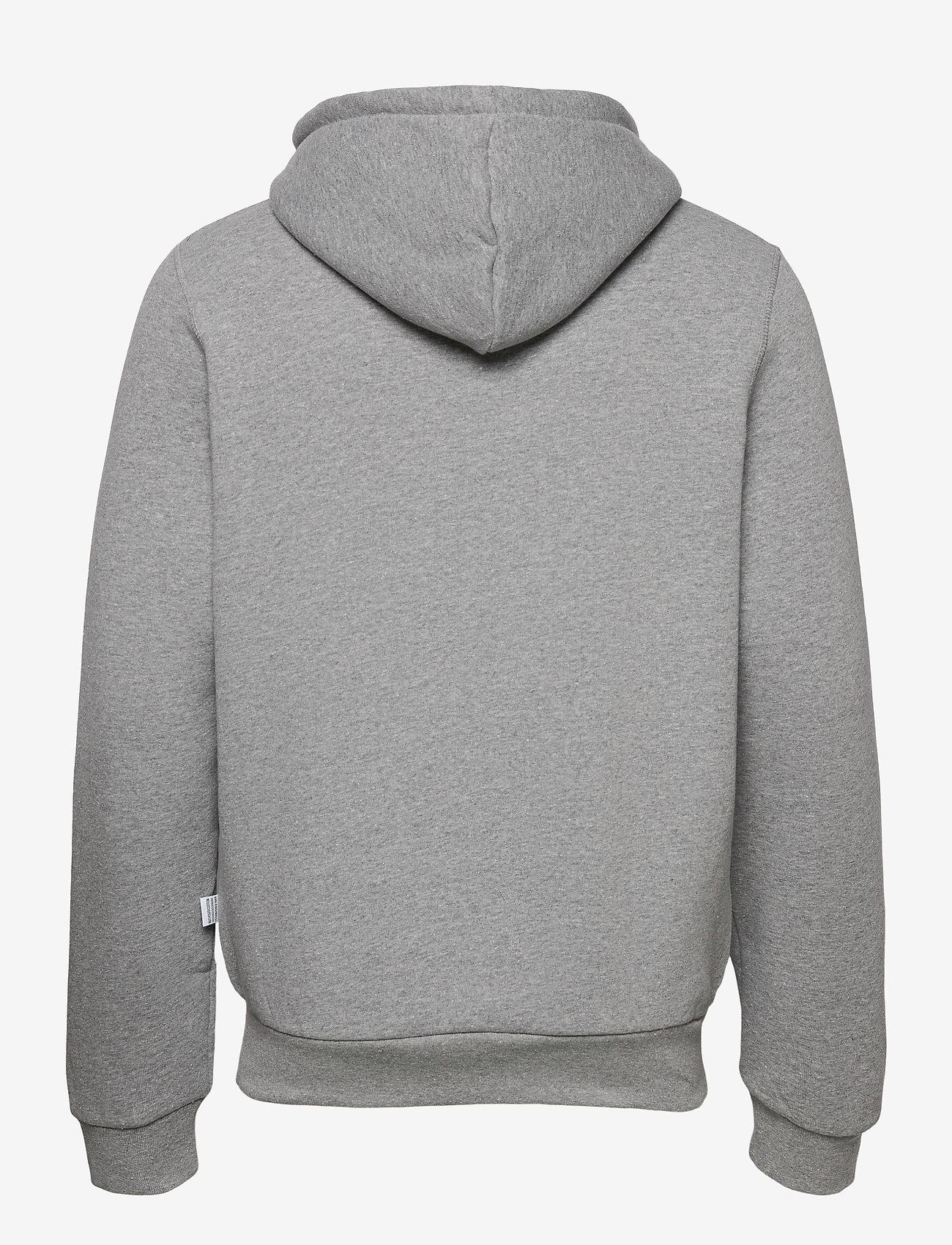 Kronstadt - Lars Recycled cotton hood - sweats à capuche - twilight - 1