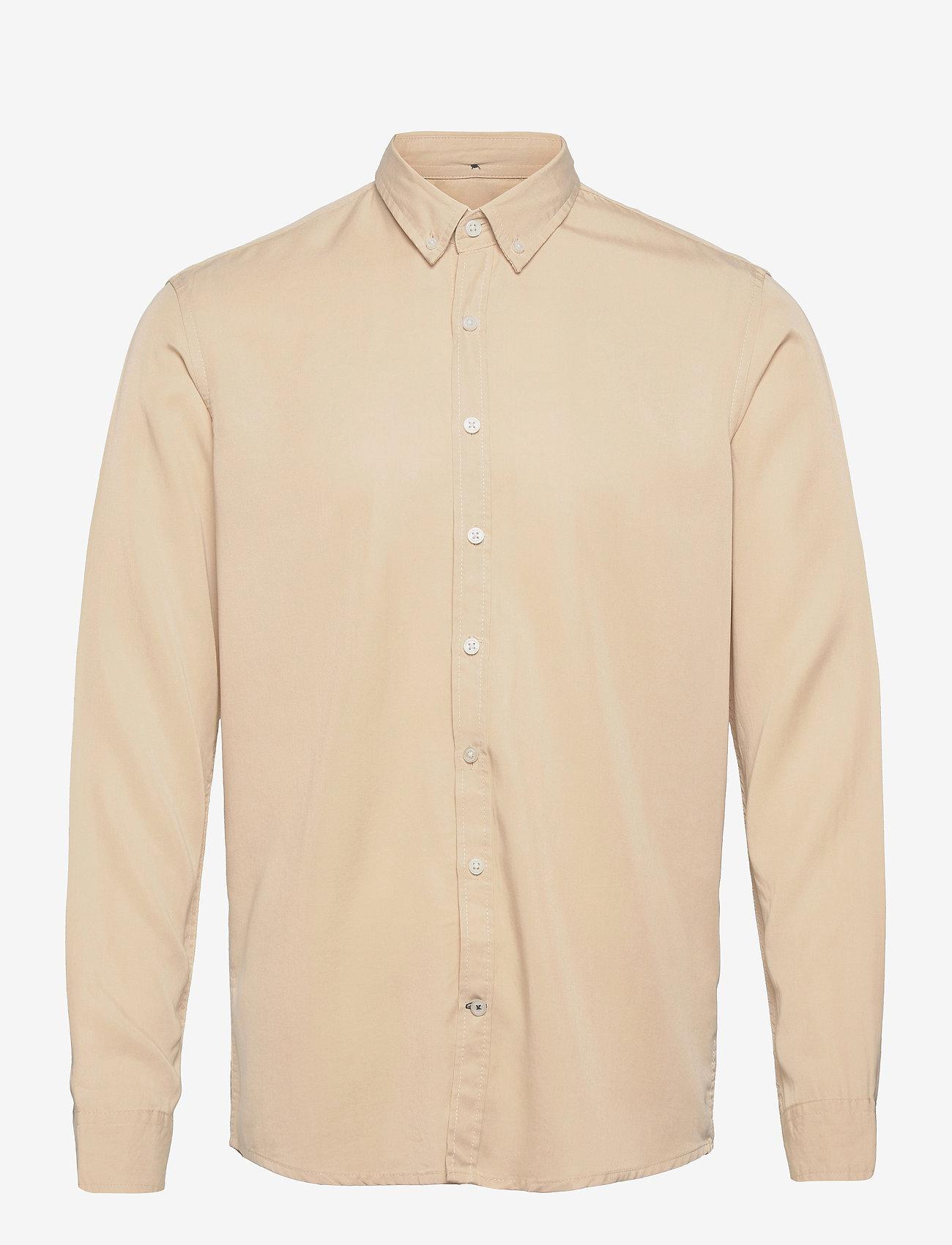 Kronstadt - Johan Tencel shirt - chemises de lin - kit - 0