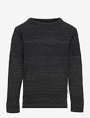 Kronstadt - Paul Mouline - jumpers - black/charcoal - 0
