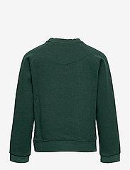 Kronstadt - Lars Crew Recycled - sweatshirts - khaki green - 1