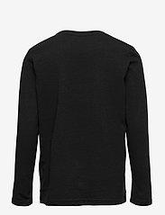 Kronstadt - Timmi LS Recycled - sweatshirts - black - 1