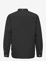 Kronstadt - Johan Oxford Washed - shirts - black - 1