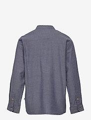 Kronstadt - Johan Henley Diego - shirts - light navy - 1
