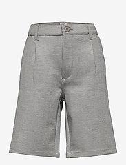 Kronstadt - Club Shorts - shorts - light grey - 0