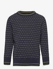 Alfie Recycled - NAVY/ARMY