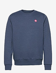 Lars Recycled cotton sweat - JEANS