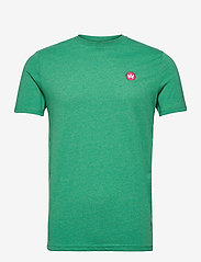 Timmi Recycled cotton t-shirt - LIME