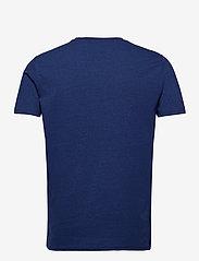Kronstadt - Timmi Recycled cotton t-shirt - basic t-shirts - night blue - 1