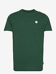 Timmi Recycled cotton t-shirt - OLIVE
