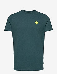 Timmi Recycled cotton t-shirt - PINE BLUE