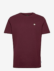 Timmi Recycled cotton t-shirt - SANGRIA