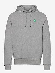 Kronstadt - Lars Recycled cotton hood - sweats à capuche - twilight - 0