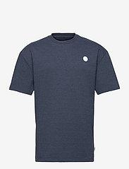 Martin Recycled cotton boxfit t-shirt - OXFORD