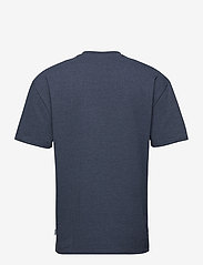 Kronstadt - Martin Recycled cotton boxfit t-shirt - basic t-shirts - oxford - 1