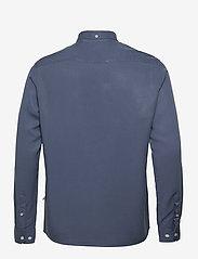 Kronstadt - Johan Tencel shirt - chemises de lin - blue - 1