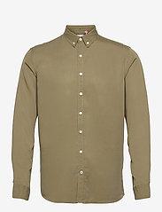 Johan Tencel shirt - LIGHT ARMY