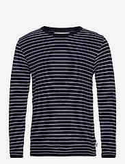 Viking Recycled cotton knit - NAVY