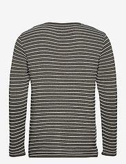Kronstadt - Viking Recycled cotton knit - t-shirts à manches longues - sacramento - 1