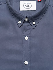 Kronstadt - Johan Tencel shirt - chemises de lin - blue - 2
