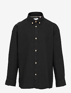 Johan Diego - shirts - black