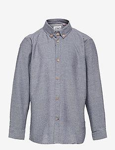 Johan Diego - shirts - light navy