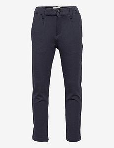 Club pants - trousers - navy