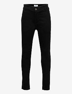 Daniel Chino - trousers - black