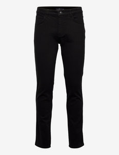 Brody Twill 5-pocket pants - chinos - black