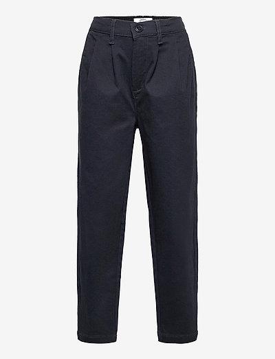 Mason - trousers - navy