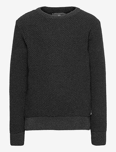 Jameson Crew - knitwear - charcoal