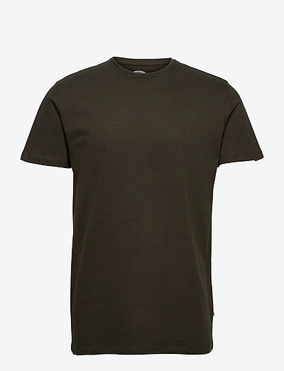Basic Cotton tee - t-shirts basiques - army