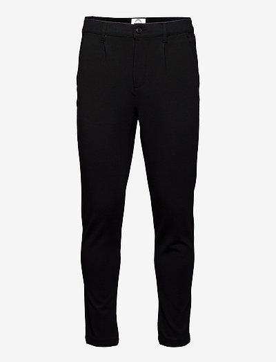 Club pants - pantalons chino - black